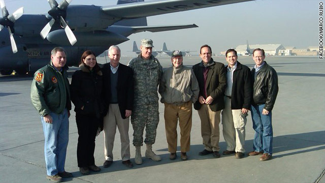 Senators wrap up in Afghanistan and Pakistan