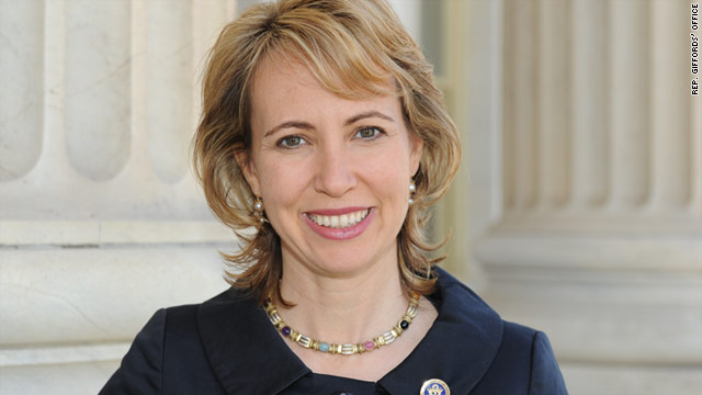 Giffords undergoes successful operation to repair eye socket