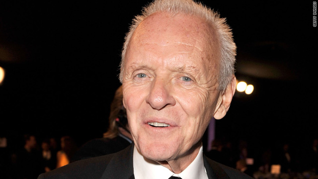Anthony Hopkins: Tequila nearly undid me