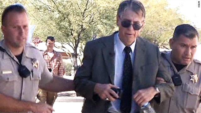 Arizona shooting survivor sorry for outburst, companion says