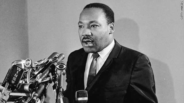 CNN Poll: Americans split on MLK vision