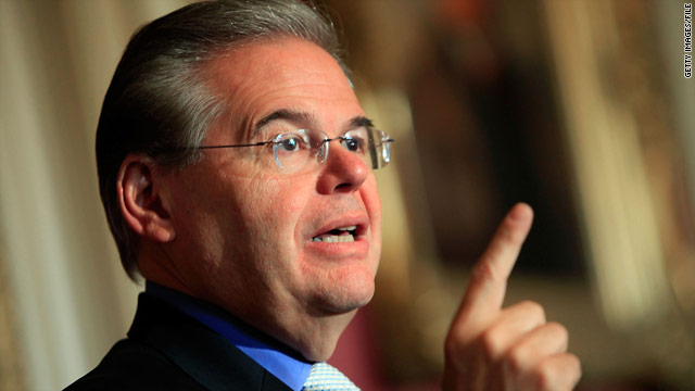 NJ poll suggests Menendez leads possible GOP challengers