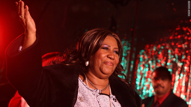 Aretha Franklin clears up cancer rumors