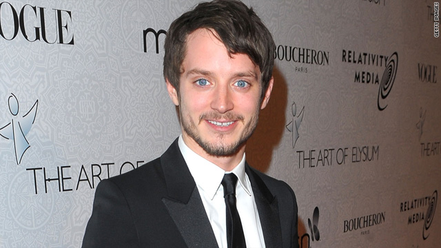 elijah wood 2011. Elijah Wood excited for
