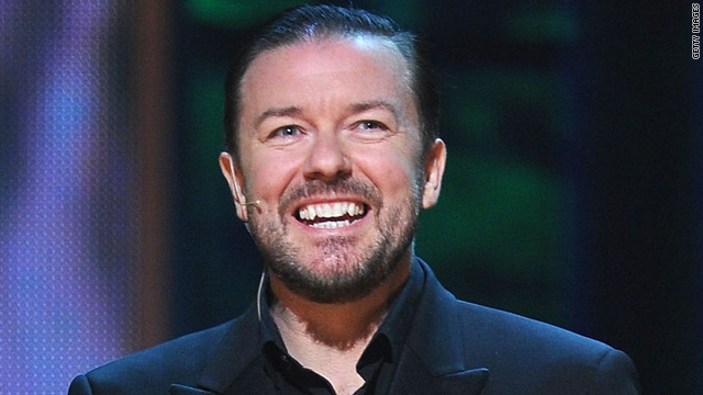 Ricky Gervais: Everyone took my jokes well