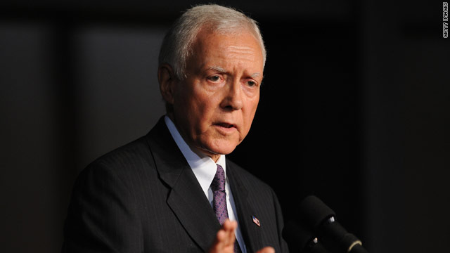 Poll: Hatch could face difficult road to re-election