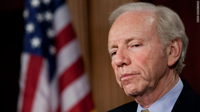 Lieberman not seeking re-election