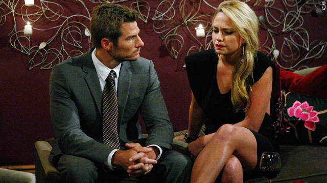 The vampire departs on 'The Bachelor'