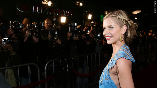 Sarah Michelle Gellar to star in CBS pilot