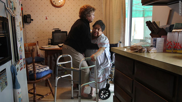 Study: Poor, minority areas lose nursing homes