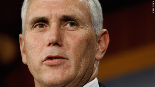 'Draft Pence' effort launching in South Carolina