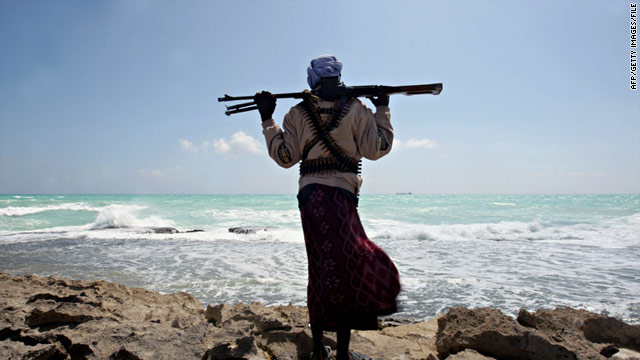 Report: 2010 was worst year yet for piracy on high seas