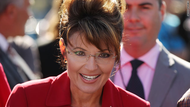 CNN Poll: Palin unfavorable rating at all time high