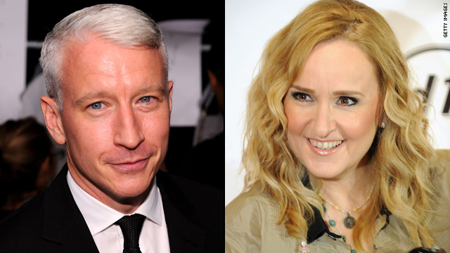 Anderson Cooper, Melissa Etheridge are Broadway bound