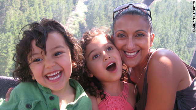 One mom's extreme search for healthy living