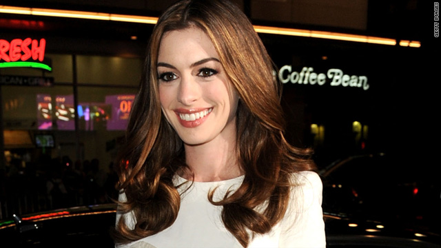 Anne Hathaway cast in 'Dark Knight Rises'
