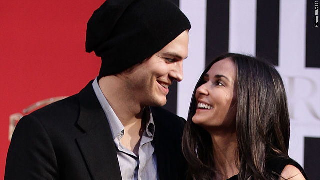 Ashton Kutcher: Demi and I were friends sans benefits