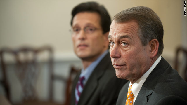 Speaker Boehner: 'No artificial deadlines' for replacing health care law