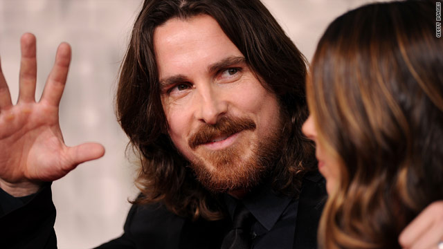 Christian Bale explains long hair: I'm unemployed