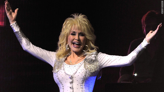 Happy 65th birthday, Dolly Parton!