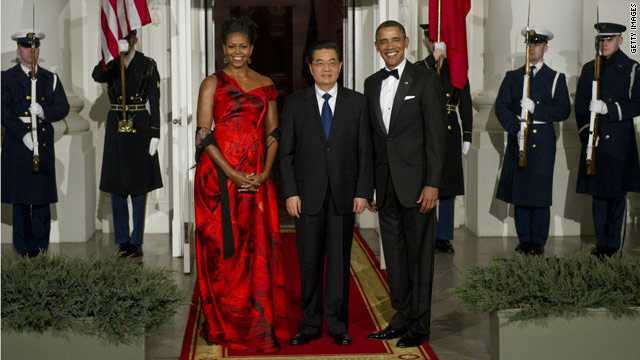 The hot ticket &#8211; who made the state dinner guest list?