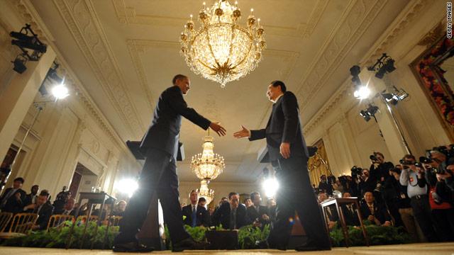 Inside Obama's third state dinner