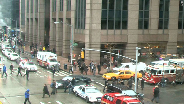 Suspected NYC letter bomb may have been greeting card, authorities say