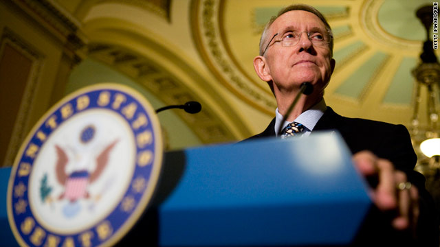 Reid won't attend state dinner with 'dictator' Hu