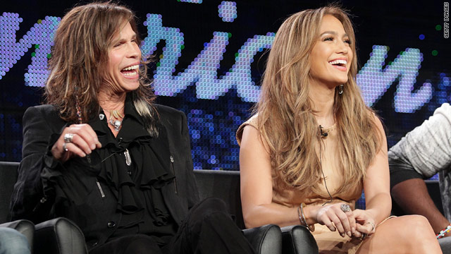 Steven Tyler makes the rounds for 'Idol'