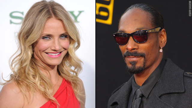 Cameron Diaz: I bought weed from Snoop in high school