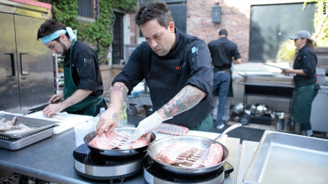 'Top Chef': Two restaurants, zero suspense