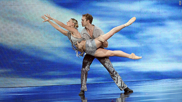 Raising the bar on 'Live to Dance'