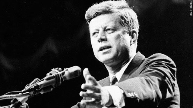 CNN Poll: JFK remains most popular past president