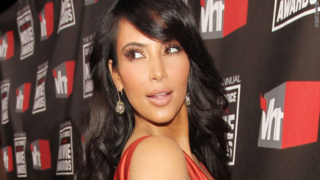 Kim Kardashian on singing: Kanye convinced me