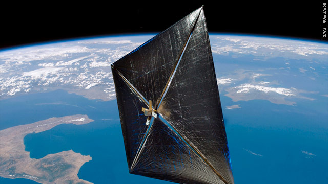 Stubborn nano-satellite finally pops out
