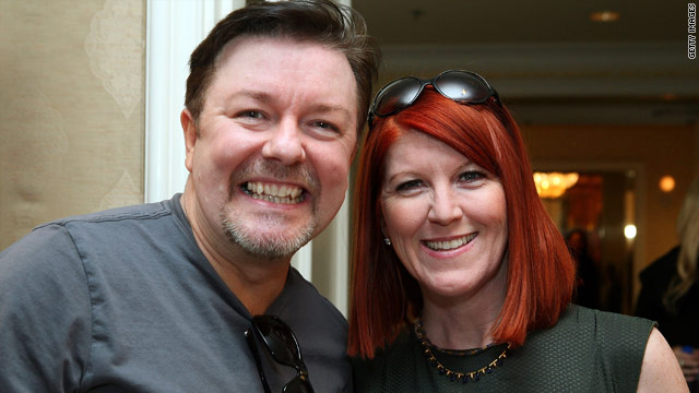 Ricky Gervais to guest on NBC's 'The Office'