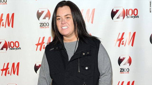 Rosie O'Donnell to host OWN doc series