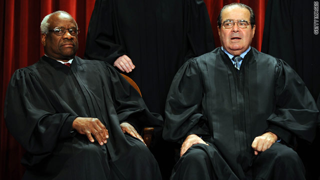 Group says 2 justices may have conflict of interest in election case