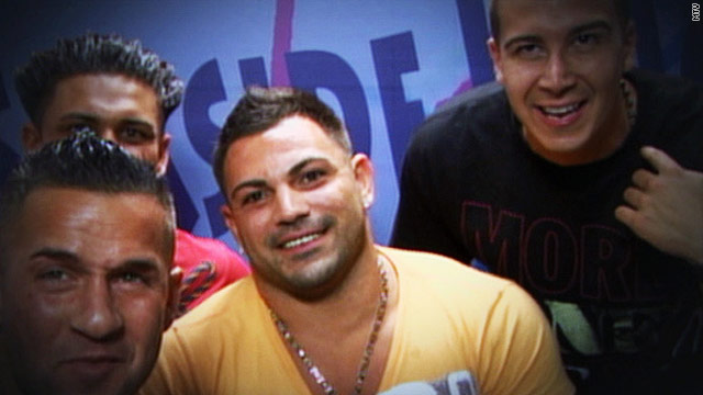 Everyone's 'snooking' for love on 'Jersey Shore'