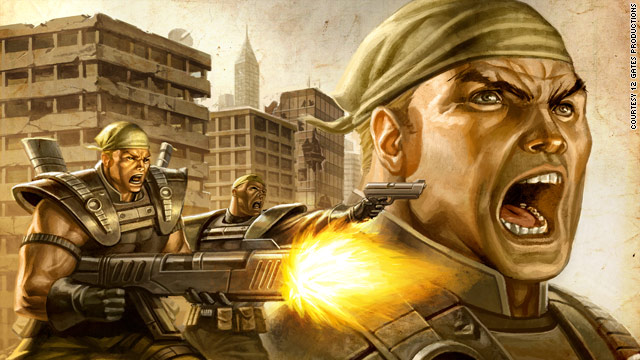 Armageddon illustrated