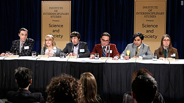 Musical cars (and beds) on 'Big Bang Theory'