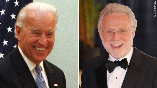 Biden vs. Blitzer: A situation over the 'Situation Room'