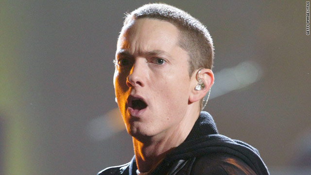 Alarm at Eminem's house leads to grisly discovery