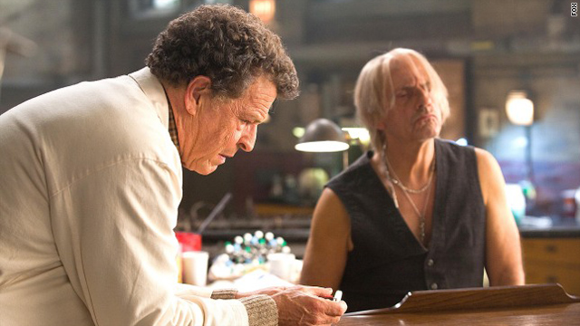 Christopher Lloyd enters the world of 'Fringe'
