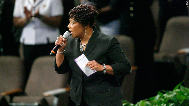 Bernice King declines SCLC presidency