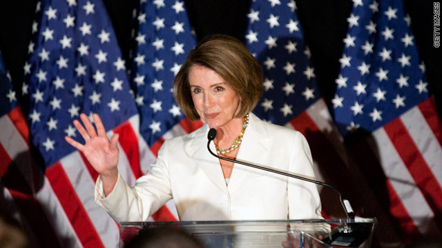 Pelosi urges Clinton to run in 2016