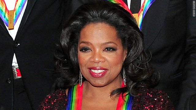 Oprah lands big guest