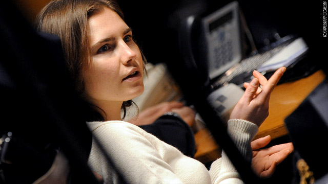 Evidence to be retested in Amanda Knox murder case
