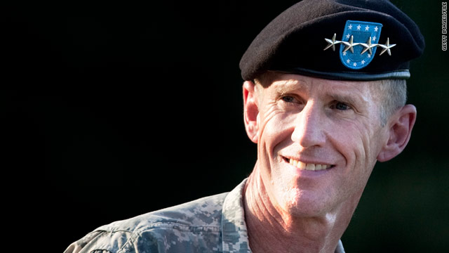McChrystal: Americans need to engage with world