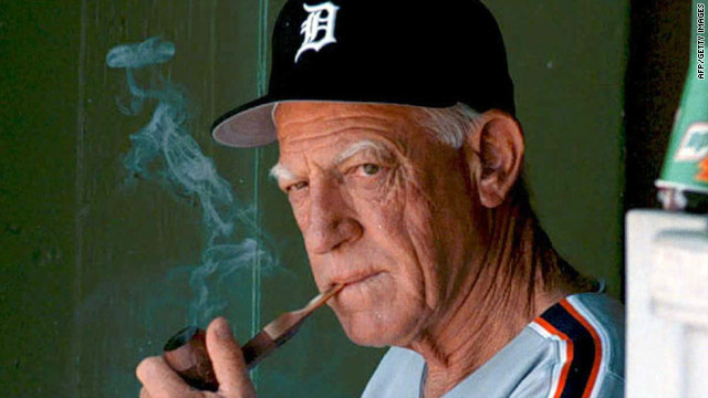 Tigers to retire late manager's number